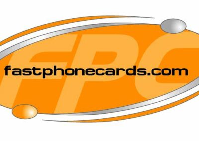 Logotipo fastphonecards