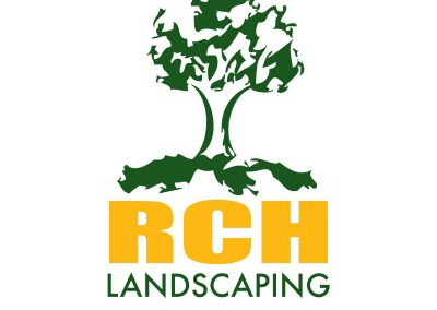 Logotipo RCH Landscaping