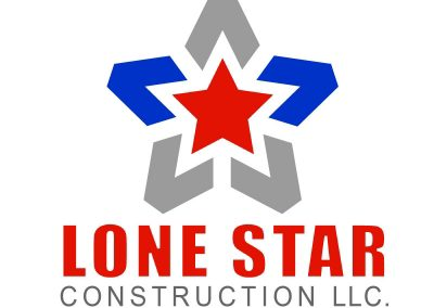 Logotipo Lone Star Construction