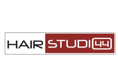 Logotipo Hair Studio 44