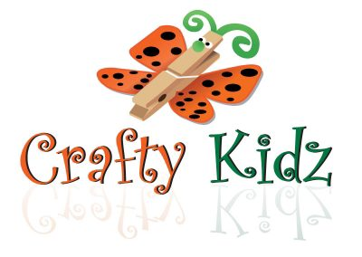 Logotipo Crafty Kidz