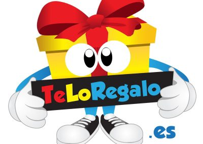 Logotipo Te Lo Regalo