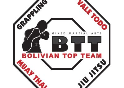 Logotipo Bolivian Top Team